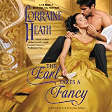 The Earl Takes a Fancy: Sins for All Seasons, Book 5