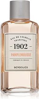 Berdoues 1902 Pamplemousse Eau De Cologne Tradition Splash for Men, 8.30 Oz