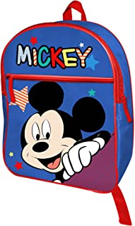 Mickey Mouse Mochila infantil, azul (Azul) - DIS1133