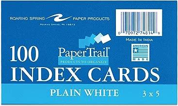 Roaring Spring Index Cards, 3
