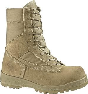 Bates Women's USMC DuraShocks Steel Toe Hot Weather Boot