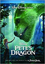 pete's dragon dvd 2016