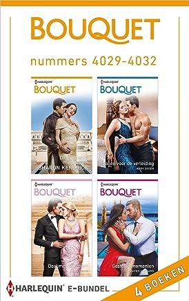 Bouquet e-bundel nummers 4029 - 4032