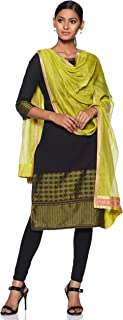 W for Woman Womens Solid Dupatta_Yellow