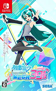 Hatsune Miku Project DIVA MEGA39's(Mega Mix) – Switch Japan Version