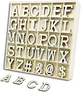 Best 16 wooden letters Reviews