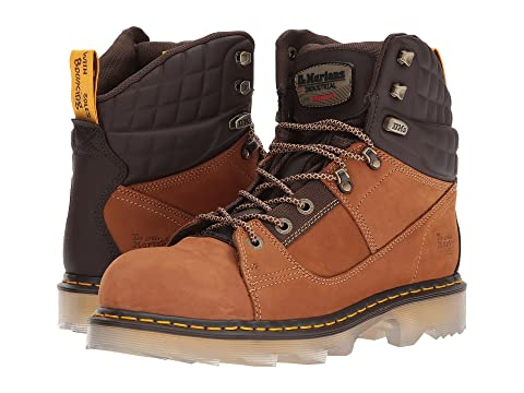 RubberyTeak Hydro Toe RubberyChestnut Dr Connection River Wind Camber Soft Rubbery Bear Black Black Brown Black Alloy Work Martens Dark Soft Industrial Soft zzxIBwqa7