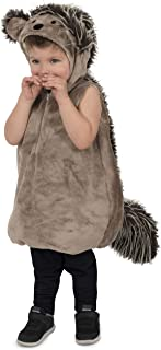 kids porcupine costume