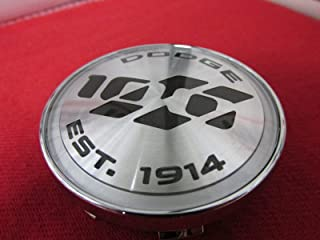 Dodge Challenger Charger 100th Anniversary Wheel center cap NEW OEM MOPAR