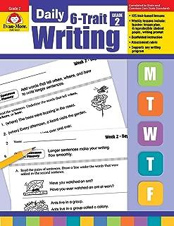Evan-Moor Daily 6-Trait Writing, Grade 2