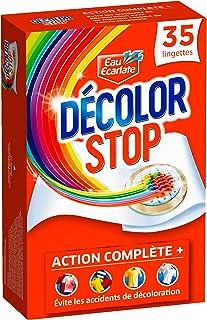 Décolor Stop Action Complète 35 Lingettes Anti-Décoloration
