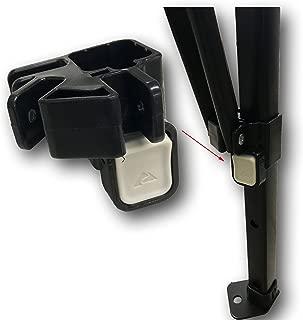 Ozark Trail First UP 10 x 10 Canopy Leg Slider Truss Bracket Connector Part Gray