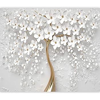 Papier peint mural personnalisation mur d/écoratif Magnolia chinois peint /à la main des fleurs et des oiseaux stylos fleurs et oiseaux fond