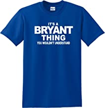 STUFF WITH ATTITUDE Bryant Thing Royal Blue TEE Shirt