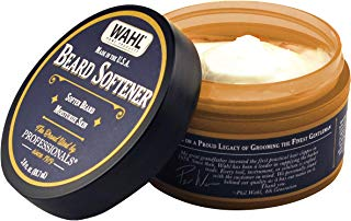 Wahl Beard Creme for Softening, Moisturizing, Conditioning Facial Hair - Essential Oils for Men's Grooming with Manuka Oil, Meadowfoam Seed Oil, Clove Oil, Moringa Oil – 3 Oz