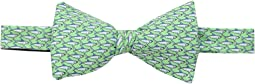 Vineyard Vines School of Shark Printed Bow Tie