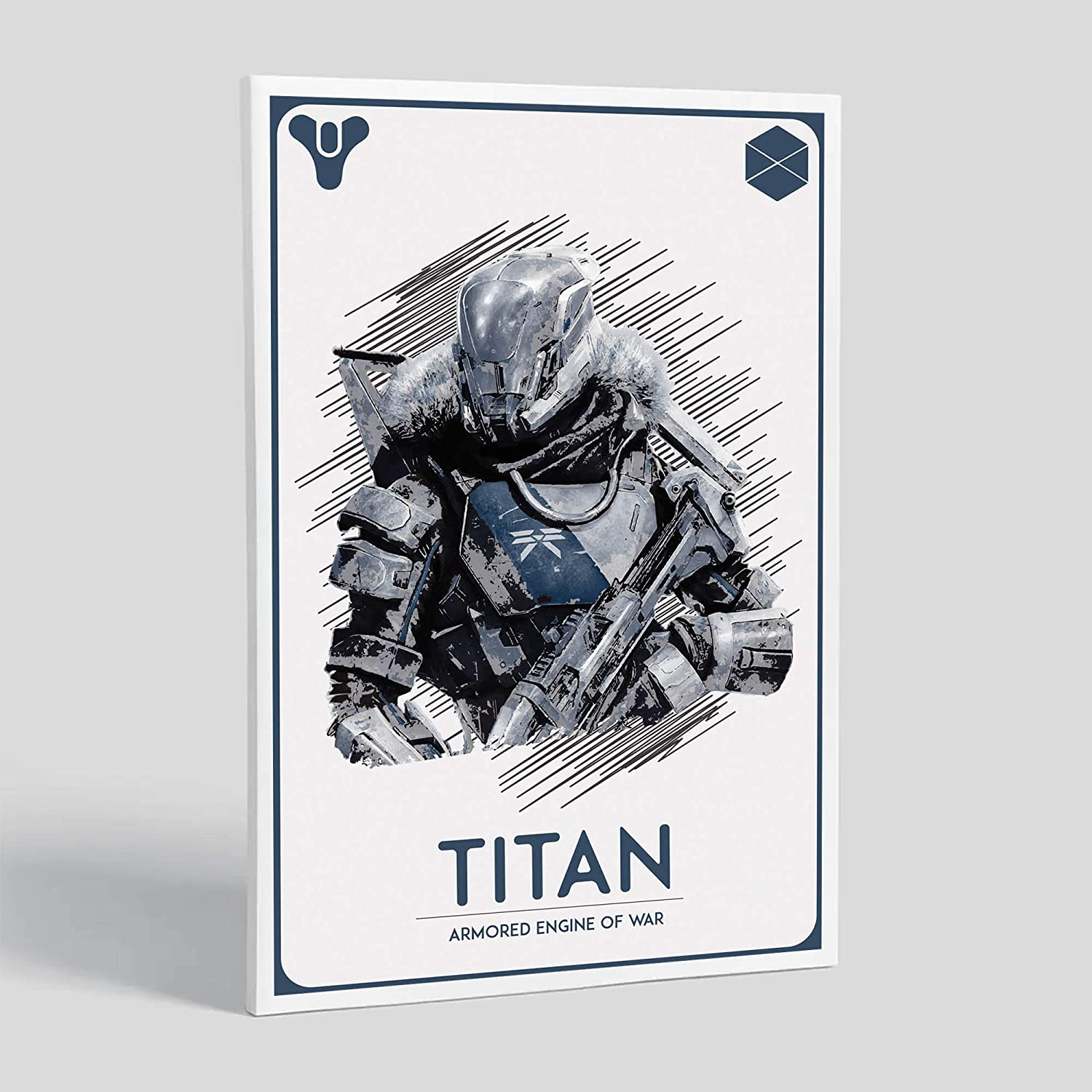 Guardian: Titan Poster; Gaming Dealing full price reduction Poster Gamin Limited price sale Unframed Art Wall