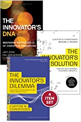 """Disruptive Innovation: The Christensen Collection (The Innovator's Dilemma, The Innovator's Solution, The Innovator's DNA, and Harvard Business Review ... Will You Measure Your Life?"""") (4 Items) Kindle Edition"""