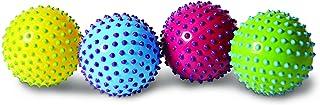 Edushape Sensory Ball Set–Great Ball–Ed 715176Bicolore–Color Random