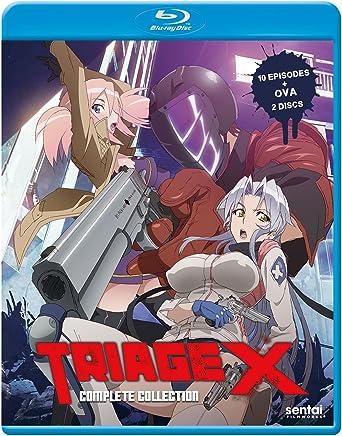 トリアージX - TRIAGE X[Blu-ray][Import]