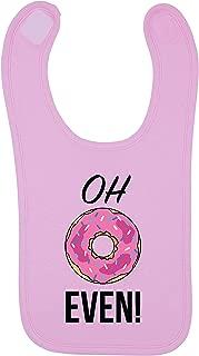Oh Donut Even Baby Bib, 0-24 Months
