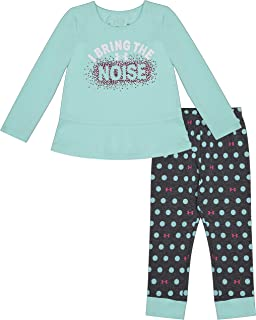 Baby Girls Long Sleeve Tee and Legging Set