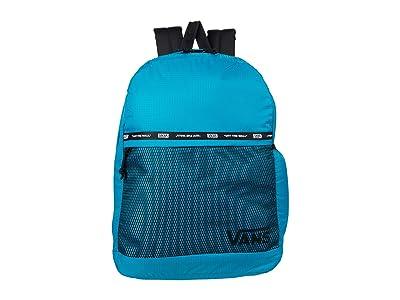 Vans Pep Squad II Backpack (Enamel Blue) Backpack Bags