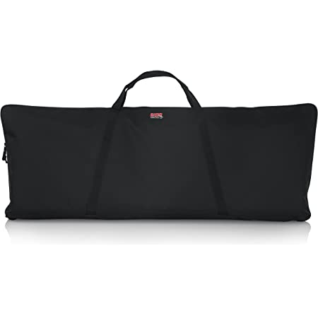 Gator Cases Light Duty Keyboard Bag for 76 Note Keyboards and Electric Pianos (GKBE-76)