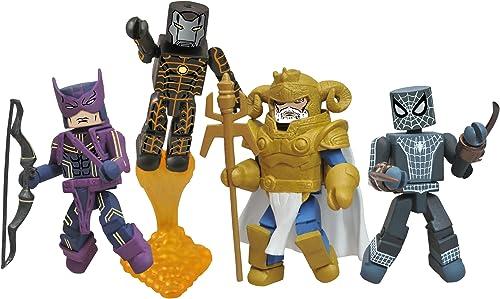 Diamond Select Marvel Minimates Fear Itself The Mighty Box-Set