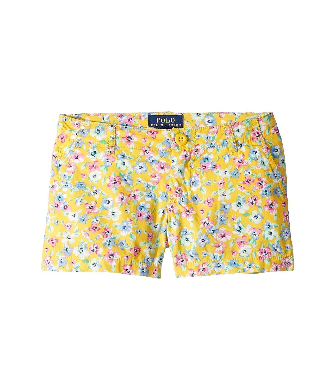 [Polo Ralph Lauren(ポロラルフローレン)] キッズショーツ?短パン Floral Poplin Shorts (Toddler) [並行輸入品]
