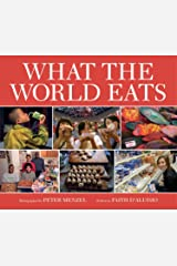 What the World Eats Hardcover