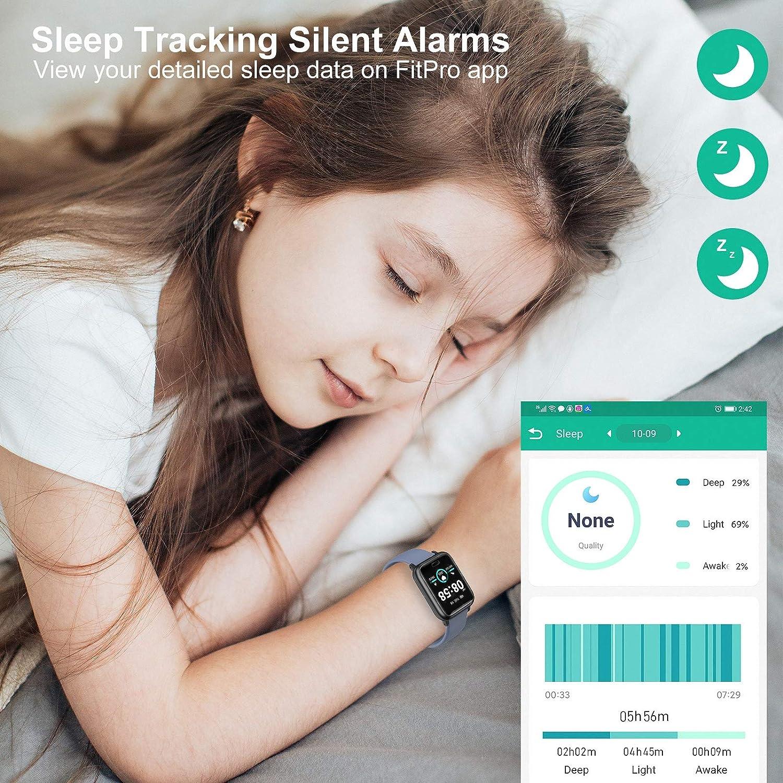 miniature 16 - Smart Watch Fitness Tracker BP fréquence cardiaque étape Calorie Sommeil Moniteur Étanche