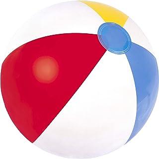 ThinkMax Beach Balls 12 PCS 10  Giocattoli gonfiabili da Piscina a Forma di Arcobaleno per LEstate allaperto e per Feste in Piscina