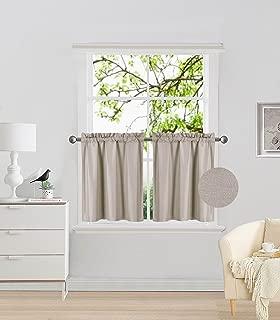 Best 24 x 24 window curtain Reviews