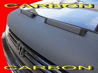 AB-00861c Carbon Fiber Look Hood Bra fit Opel Astra G 1998-2005 Front End Nose Mask Bonnet Bra