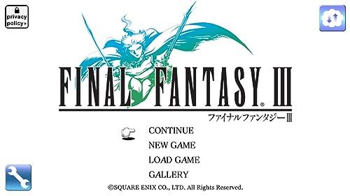 『FINAL FANTASY III (3D REMAKE)』の2枚目の画像