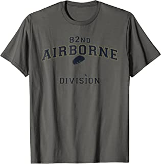 US Army 82nd AIRBORNE Division T-Shirt