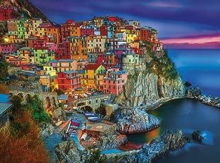 Buffalo Games - Vivid Collection - Cinque Terre - 1000 Piece Jigsaw Puzzle