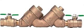 Zurn 34-950XLT2 Wilkins Double Check Valve Backflow Preventer 3/4