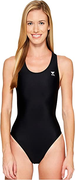 Solid Maxfit Swimsuit