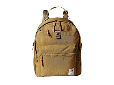 LOLA Escapist Large Backpack (Khaki) Backpack Bags