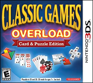 Best classic games overload card & puzzle edition Reviews
