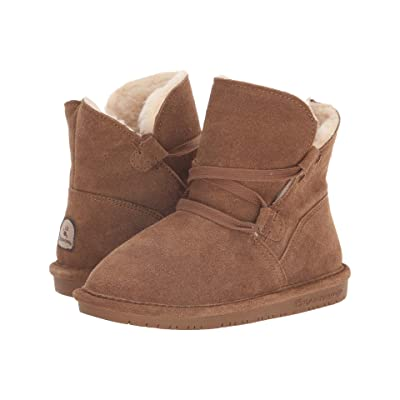 Bearpaw Kids Zora (Little Kid/Big Kid) (Hickory) Girls Shoes