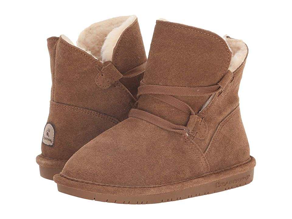 Bearpaw Kids Zora (Little Kid/Big Kid) (Hickory) Girls Shoes