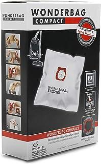 comprar comparacion Rowenta Wonderbag Compact WB305120 - Pack de 5 bolsas para aspiradora, universal para aspiradores con una capacidad de 3 L...