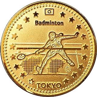 東京スポーツGOLDコイン バドミントン | 記念メダル 東京2020記念