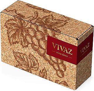 [Amazon 限定ブランド] スペインのフルーティな上質赤ワインバッグインボックス VIVAZ (ビバズ) [ 赤ワイン ミディアムボディ スペイン 3000ml ]