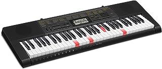 Casio 61 Note Full Size Key Lighting Portable Keyboard, Black, (LK265)
