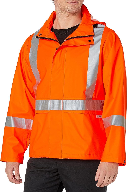 Helly-Hansen Men's Workwear Alta Rain with CSA Jacket
