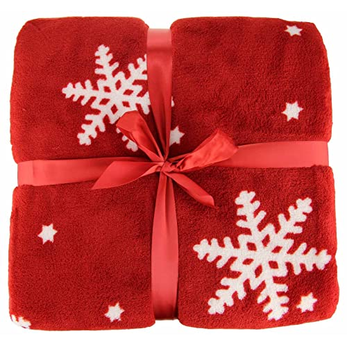 Ideal Textiles Luxury Christmas Nordic Throws b37a438e6